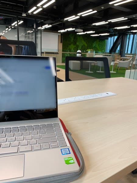 Office Hot Desk