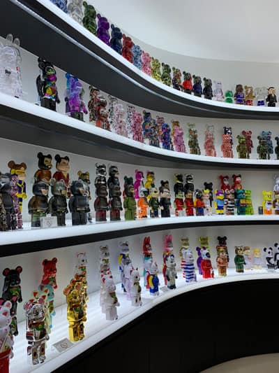 BearBrick Collection
